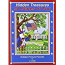 50 States of Fun - Hidden Treasures: Hidden Picture Puzzles