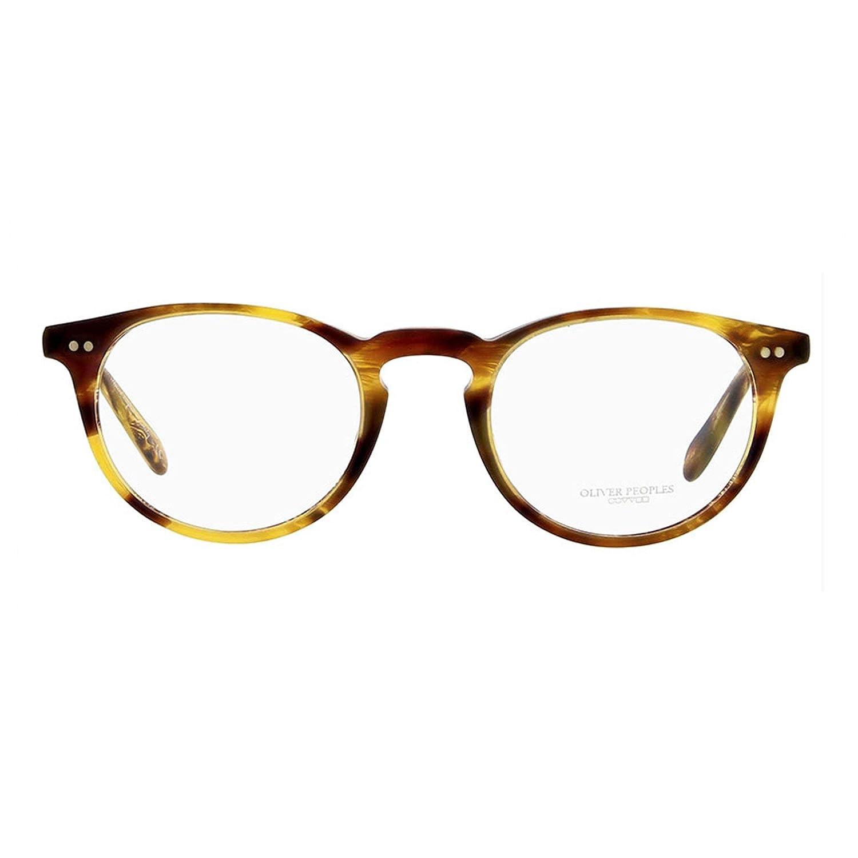 6e006d7fb6 Amazon.com  OLIVER PEOPLES RILEY R color EMT Eyeglasses  Clothing