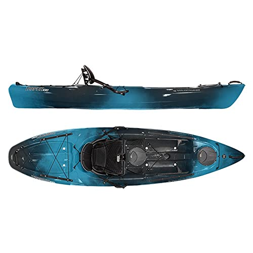WILDERNESS SYSTEMS Tarpon 100 Kayak Review