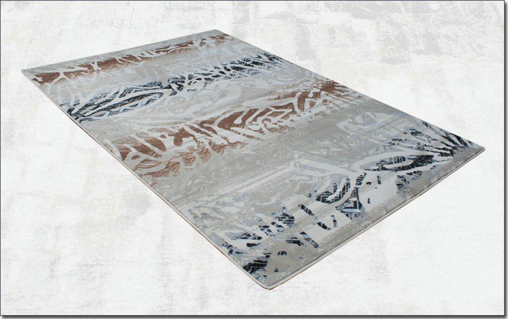 トルコの輸入カーペットオフィスの研究コーヒーテーブルリビングルームカーペット抽象的なカーペット(80CM X 120CM、80センチメートルX 150センチメートル) (サイズ さいず : 80cm × 150cm) 80cm × 150cm  B07FPBKH8P