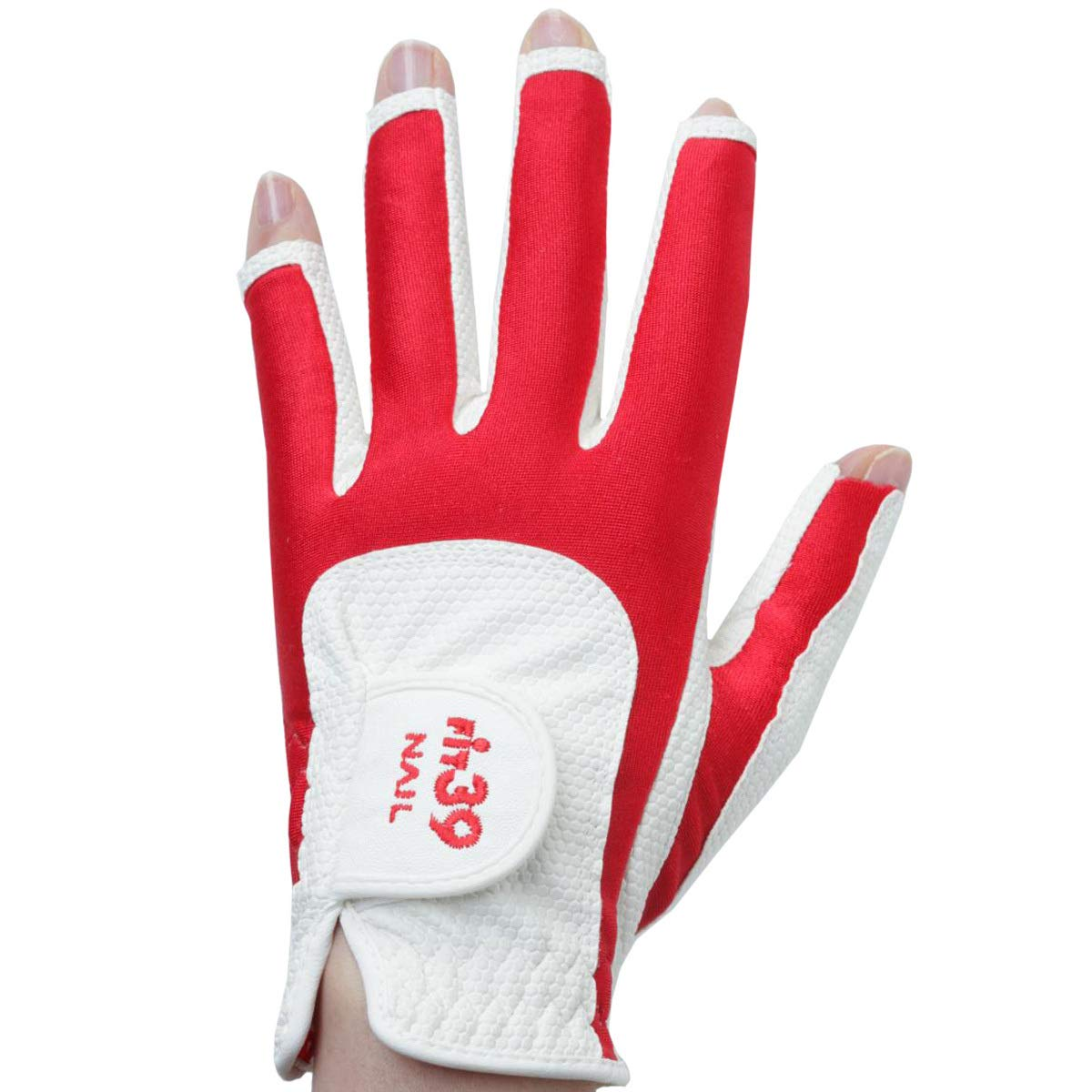 GOLF Glove FIT39 for Lady RED