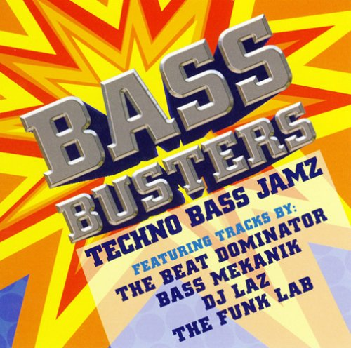 Bass Busters: Jamz Techno New sales Limited time cheap sale