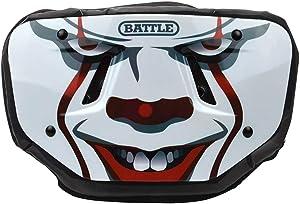 "Battle ""Clown Chrome Football Back Plate - Adult"