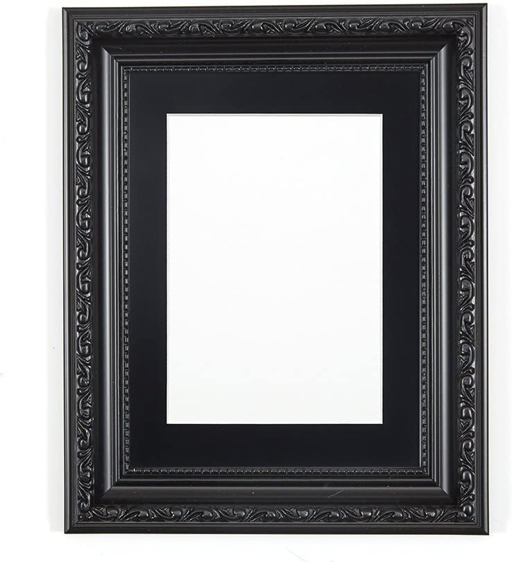 poster frame  Dark Grey Shabby Chic Picture frame,photo frame