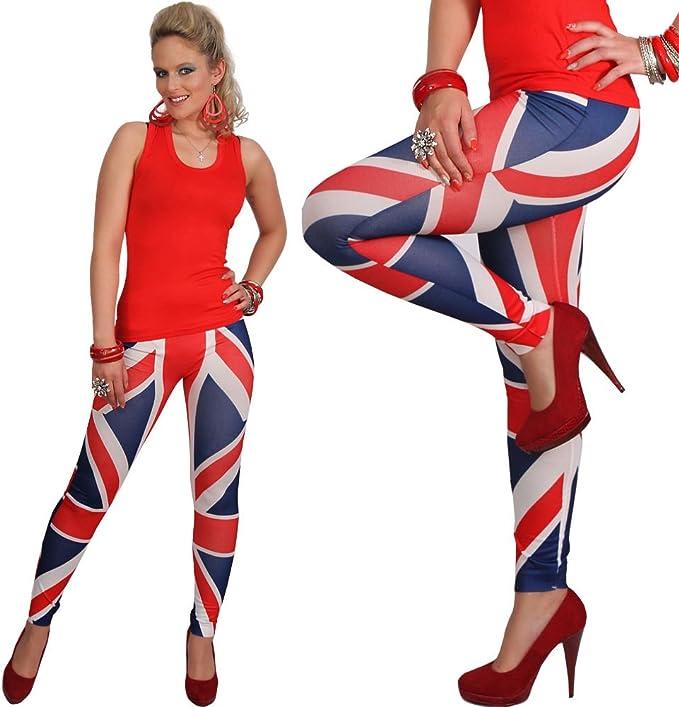 Damenleggings Leggings Gr 36 38 stretch Hose NEU VIELE MODELLE
