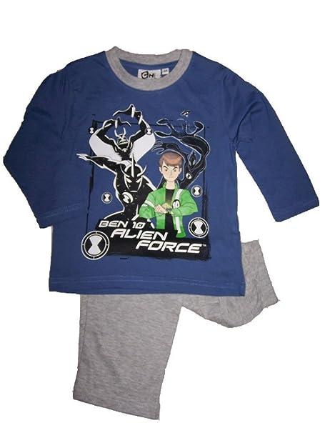 Ben 10 Joven Pijama Azul 110