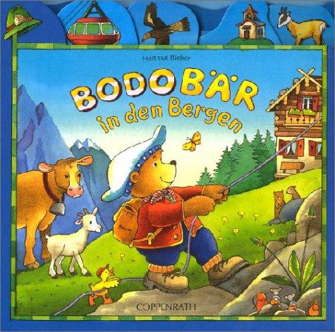 Bodo Bär in den Bergen: Ab 2 Jahre