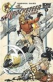 Rocketeer At War #1 Subscription Variant
