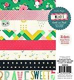 American Crafts 36 Sheet Crate Wonder Paper…