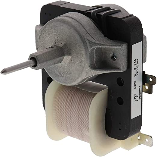 12002744 Refrigerator Evaporator Freezer Fan Motor for Maytag Jenn Air Amana