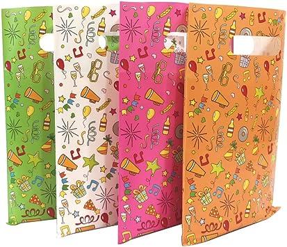 Amazon.com: Wowfit 56 CT bolsas de fiesta – Bolsas de fiesta ...