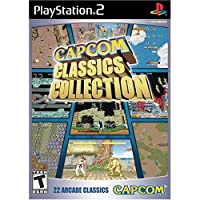CAPCOM CLASSICS COLLECTION VOLUME 1 - PS2