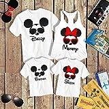 Family vacation custom tshirts, Family shirts, Family matching set,Family set, Disney Family Shirts,Trip shirt, Personalized disney shirts d93