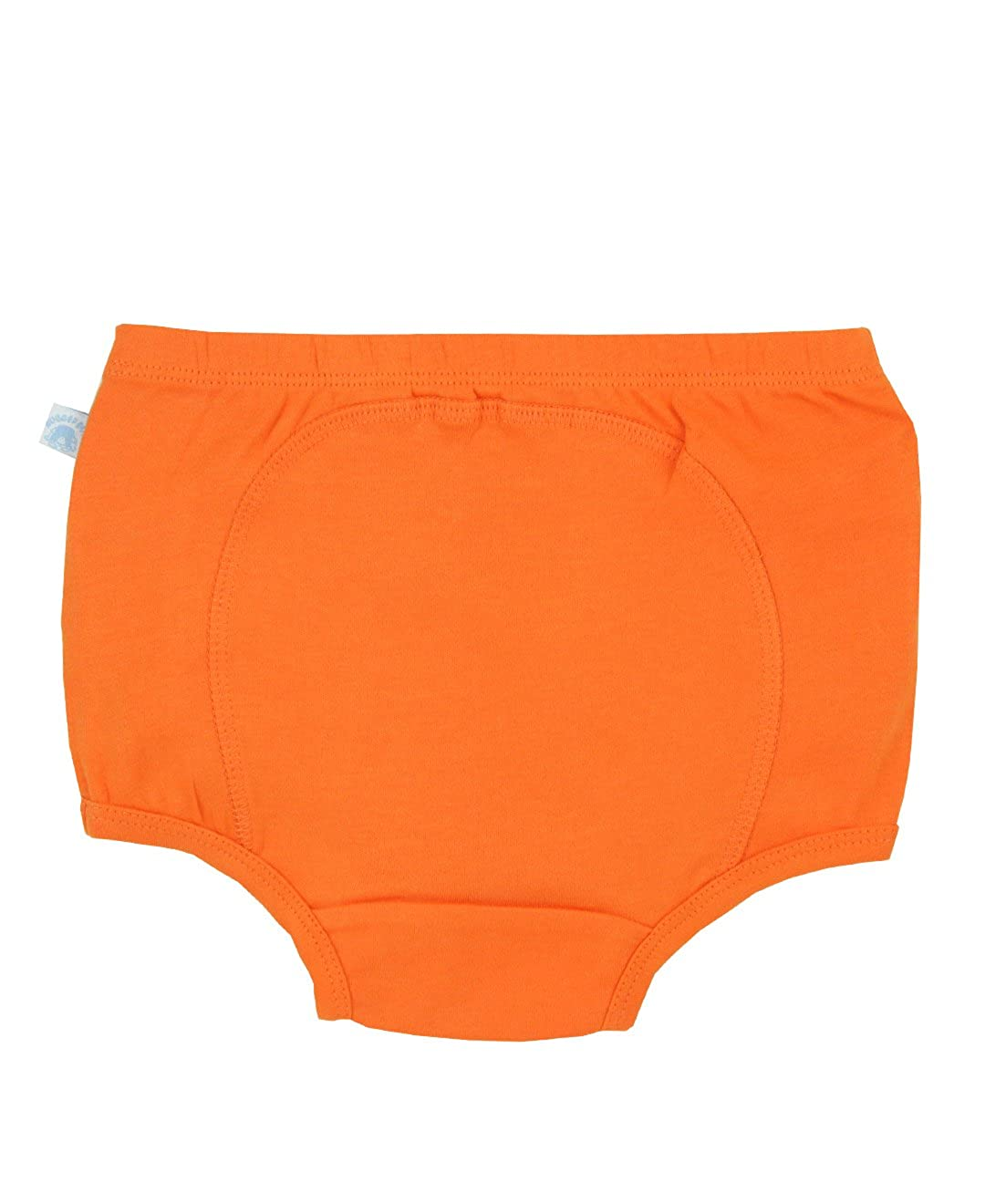 RuggedButts Baby//Toddler Boys Bright Stretchy Knit Bloomer