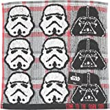 Disney STAR WARS face towel handkerchief [antibacterial] 25 ¡Ñ 25cm Red 3906V001 R