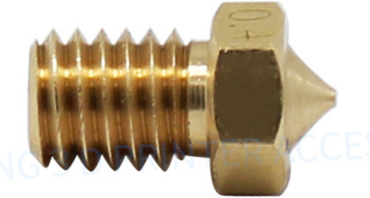 MadridGadgetStore® 4 Cabezales Boquillas 0.4 mm 0.4mm para ...