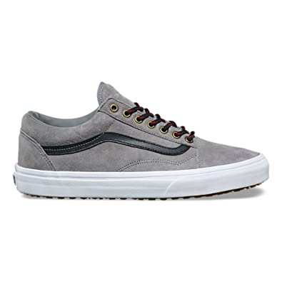 vans men shoes grey