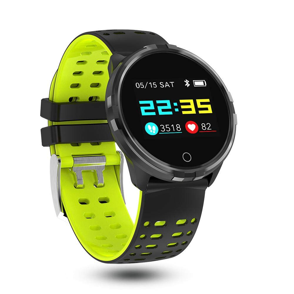 Amazon.com: FOONEE Bluetooth Smart Watch,Touch Screen Sport ...