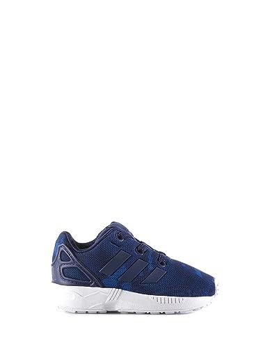 Adidas - Adidas Zx Flux El I Chaussures de Sport Petit Garçon Bleu - Bleu,