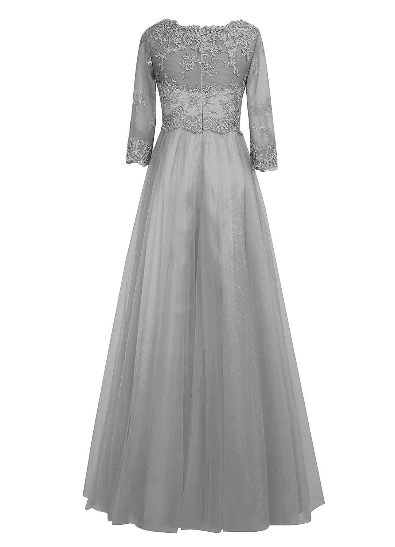 Dresstells, A-ligne robe longue de mère