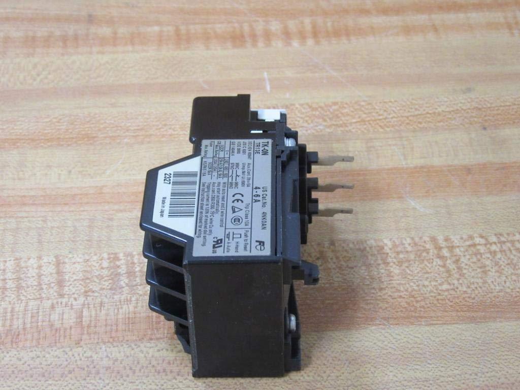 FUJI Electric 4NK-0AN Overload Relay 4-6AMP