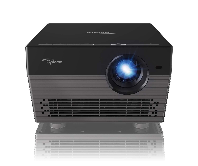 Optoma UHL55 Alexa 4K LED Projektor (Ultra HD, 2000Lumen, 250.000:1 Kontrast, 2X HDMI) Schwarz OPTOMA TECHNOLOGY