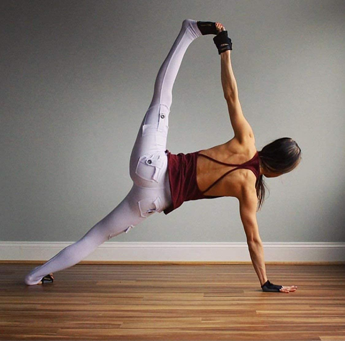 Yoga Paws Classic black size 2 W Hand- und Fu/ßyogamatten