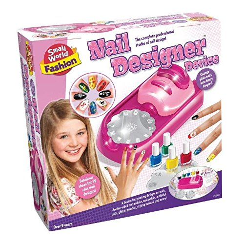 Christmas Gifts For Girls Age 9.Home Manicures Nail Designer Device Fun With Friends Kit