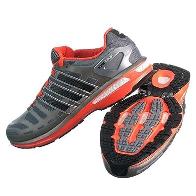 adidas Herren T Shirt, Grau, für Sportschuhe, Schuhe g97384