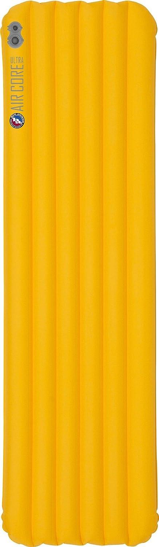 [ビッグアニエス]Big Agnes Air Core Ultra Sleeping Pad スリーピングパッド GOLD [並行輸入品] B01MRD5OEW Petite