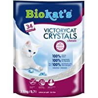 Biokats Victory Cat Crystals Clasic litter for cats , 2.5 Kg