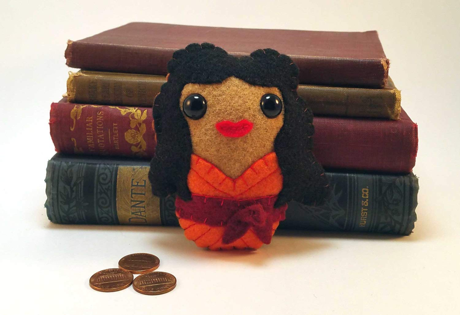 * in stock and ready to ship * Inara Serra Firefly plushie