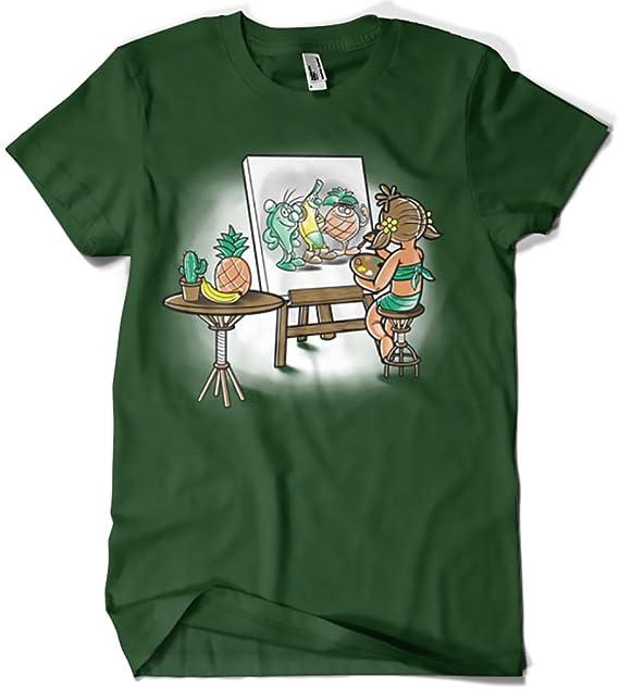 Camisetas La Colmena 4164-Camiseta Premium, Miami Vice