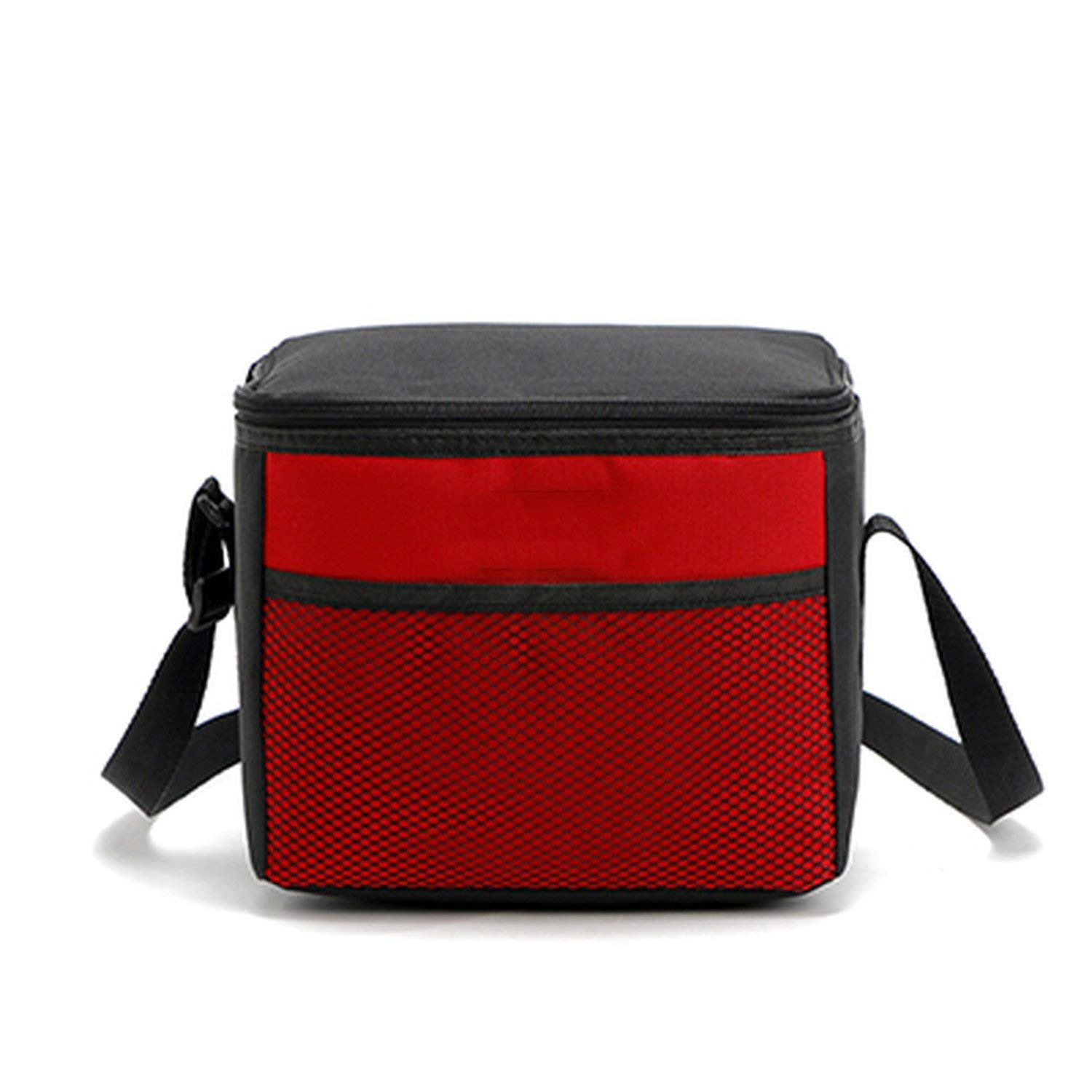 Amazon.com: Cooler Tote Portable Travel Picnic Necessity Kit ...