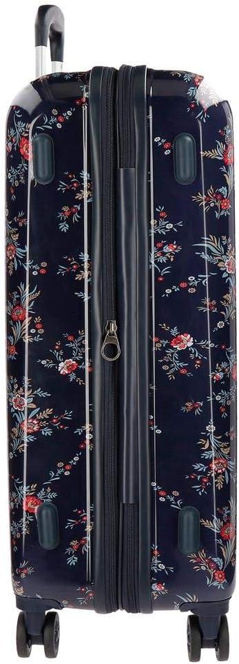 Juego de maletas Pepe Jeans Emerald 55-70cm: Amazon.es: Equipaje