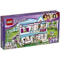 LEGO Friends Stephanie casa del 41314Building Kit