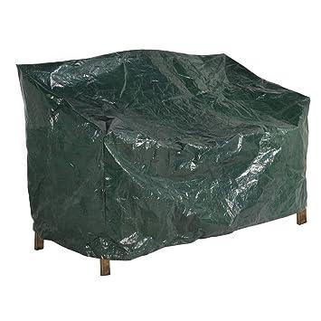 Popamazing – Fundas Impermeables para Muebles de jardín, Barbacoa, Banco, Mesa, Hamaca
