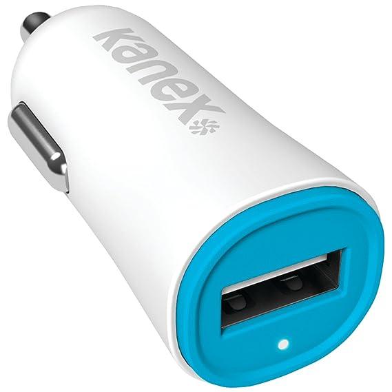 Amazon.com: Kanex Kanex USB cargador de coche V2 – Cargador ...