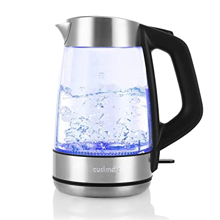 The 8 best glass kettle uk
