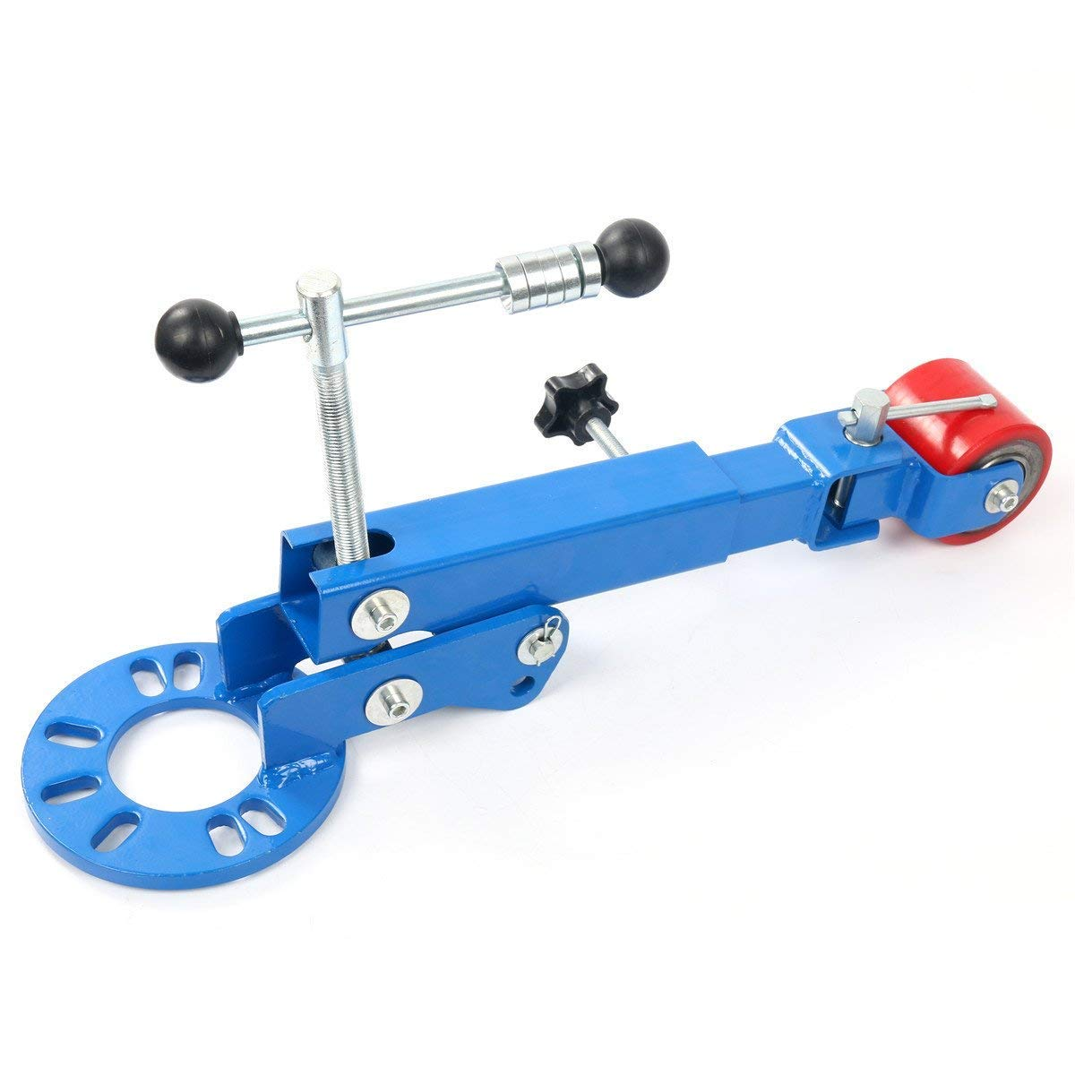 8MILELAKE Fender Roller Wheel Arch Roller Flaring Former Reforming Extending Tool freebirdtrading