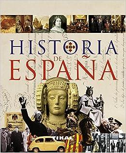 Historia De España (Enciclopedia Universal): Amazon.es: Queralt ...