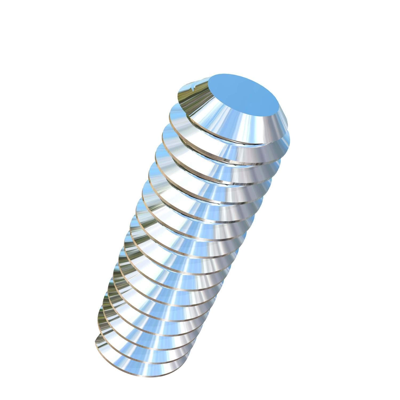610664001 Grade 5 Rolled Pack of 2 1//4-20 X 12 UNC Threaded Rod Inc Allied Titanium 0037546, Ti-6Al-4V