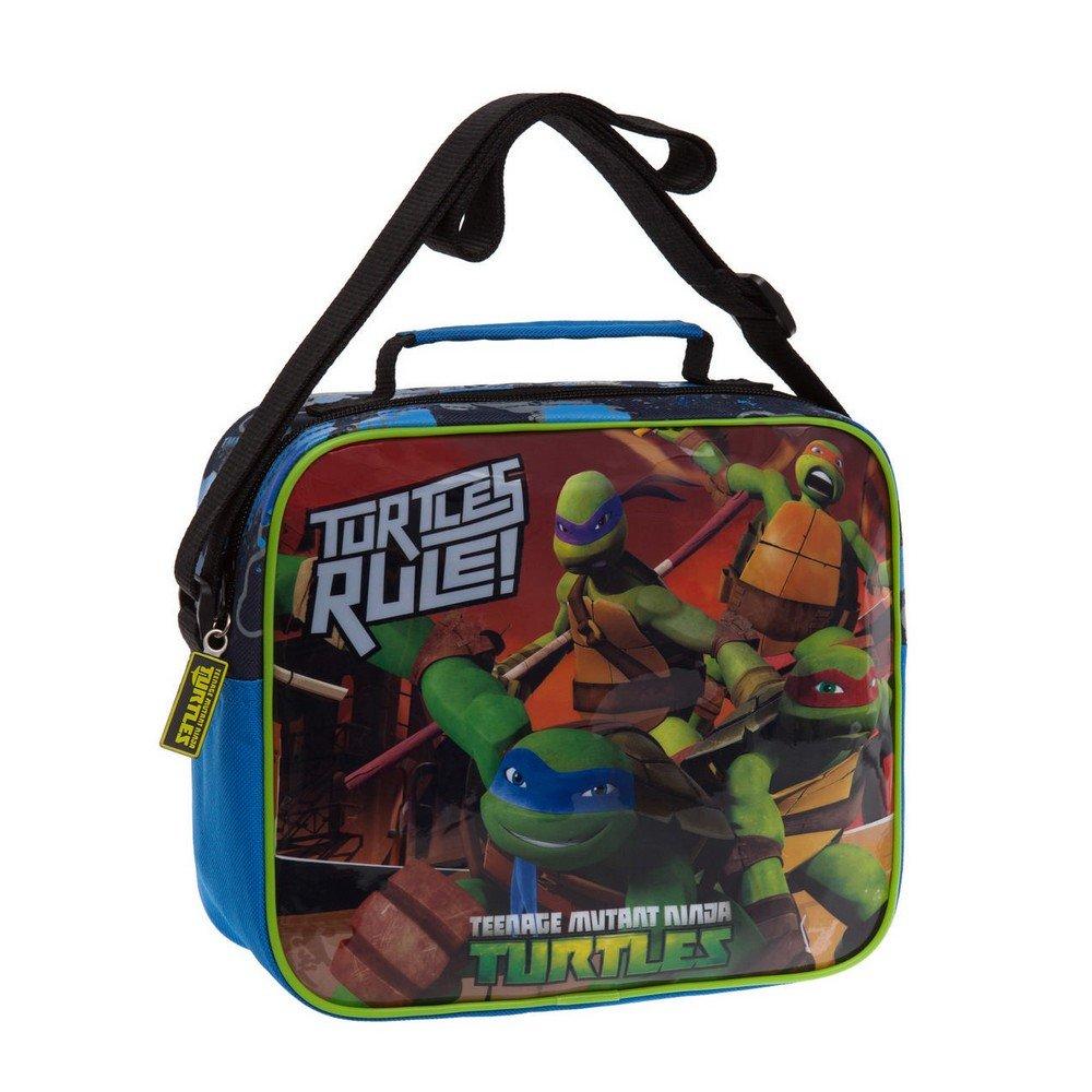 Tortugas Ninja Neceser de Viaje, 4.75 litros, Color Azul ...