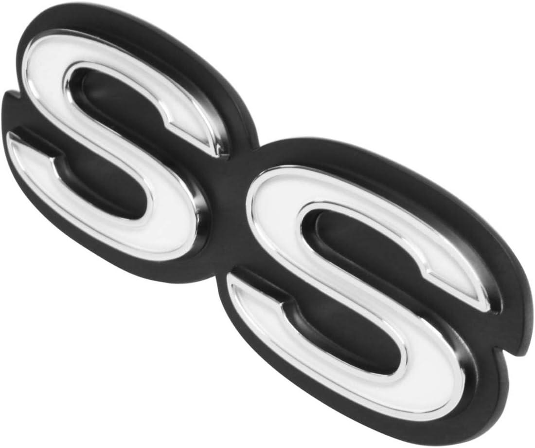 "1969 Camaro /""SS/"" Trim Parts 6772 Rear Panel Emblem"