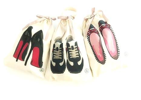 bebagbag. Pack bolsas para las amantes de los zapatos ...