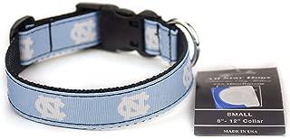 product image for All Star Dogs North Carolina Tar Heels Ribbon Dog Collar - Medium