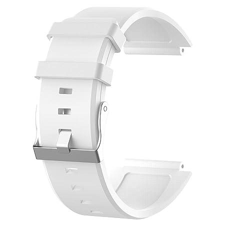 Pawaca Sony smartwatch2 Correa de Repuesto, Silicona Suave ...