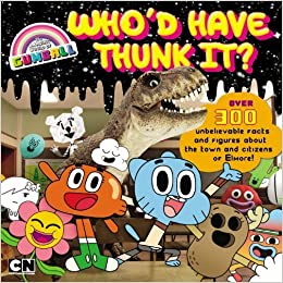 Book Who'd Have Thunk It? (The Amazing World of Gumball) by Wrigley Stuart (2014-10-16)
