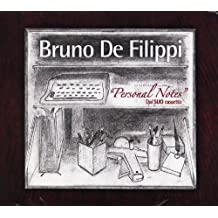 Personal Notes-Dal Suo Cassetto by Bruno De Filippi