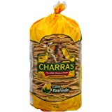 Charras Tostados Natural, 12.3-Ounce (Pack of 8)